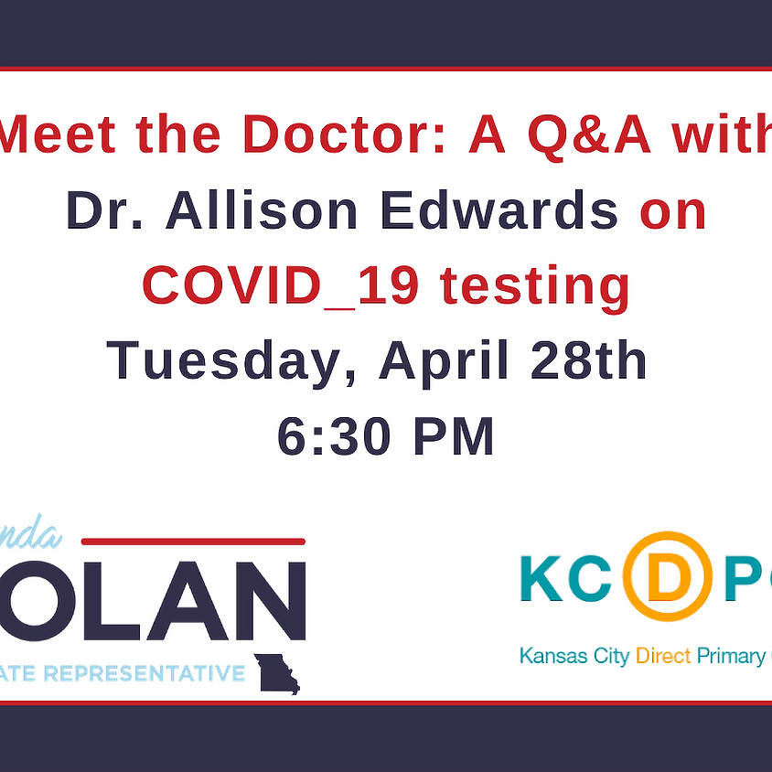 Meet the Doctor: Community Information Event