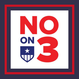 No on Amendment 3