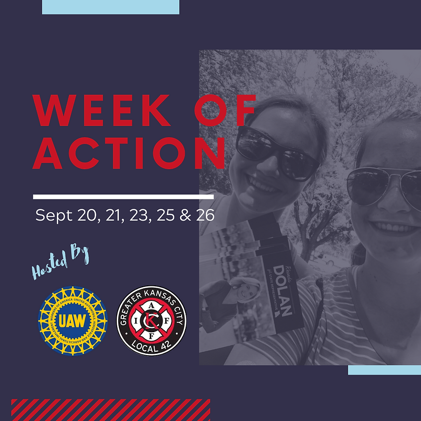 Week of Action - Day 4