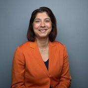 Reshma Kewalramani, Vertex's chief medical officer. (Photos courtesy of Vertex Pharmaceuticals)