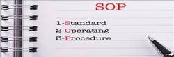 MECFA Standard Operating  Procedure
