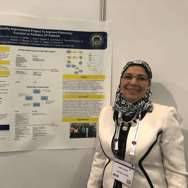 Prof. Nasr and the MaMi project abstract