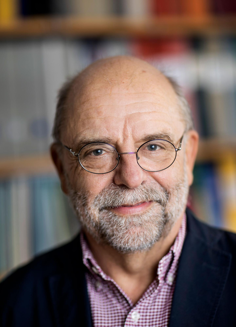 IMAGE: THIS IS GUNNAR C. HANSSON, PROFESSOR OF MEDICAL BIOCHEMISTRY AT SAHLGRENSKA ACADEMY, UNIVERSITY OF GOTHENBURG