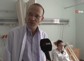 Law Student returned to life with lung transplantation