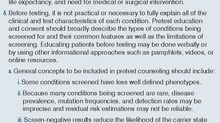 A case for improved carrier screening