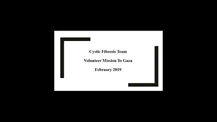 CF Team Volunteer Mission to Gaza