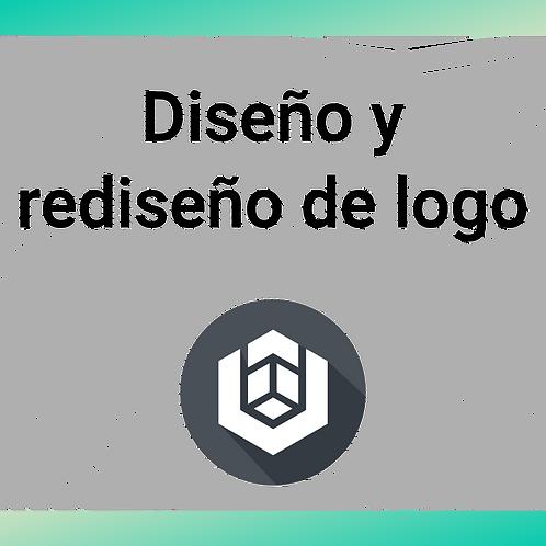 Diseño y rediseño de logo