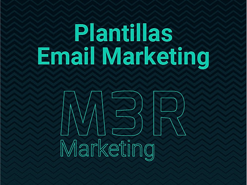 Plantillas Email Marketing