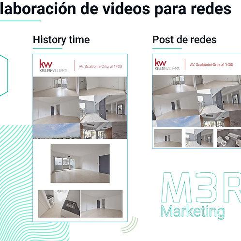 Video para redes