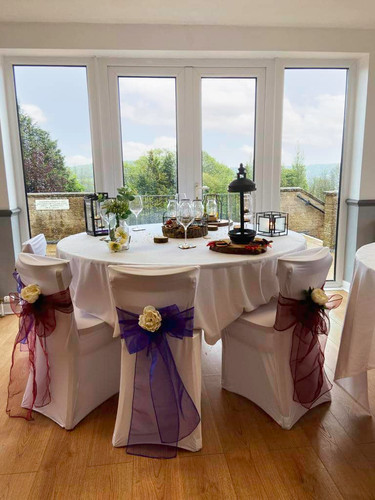 Weddings at The Waypoint, Painswick