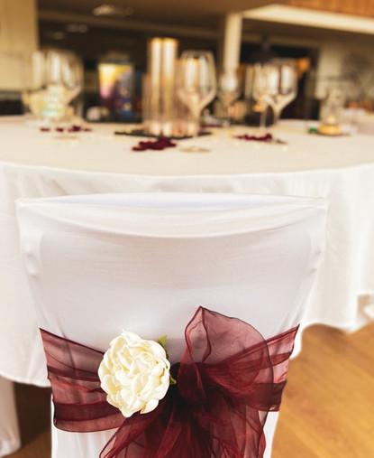 Beautiful Wedding Display