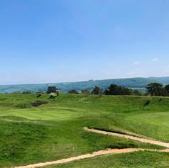 5th hole Painswick Golf Club