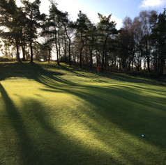 13th Hole Painswick Golf Club