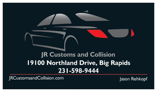 Home Jr Customs And Collision Big Rapids Mi