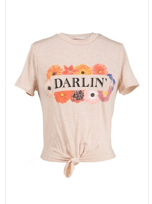 Darlin' Graphic Tee