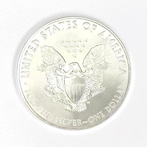 1 OZ $1 2016 USA FINE SILVER COIN