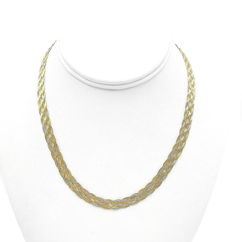 925 GOLD PLATED WOMEN CHAIN