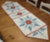 Seasonal Table Runner - £30 per lesson