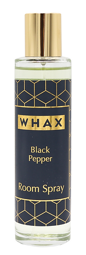 WHAX Black Pepper Room Spray