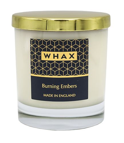 WHAX Burning Embers Home Candle