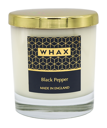 WHAX Black Pepper Home Candle