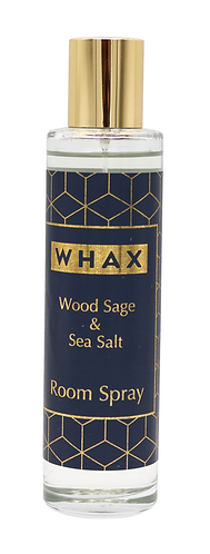 WHAX Wood Sage & Sea Salt Room Spray