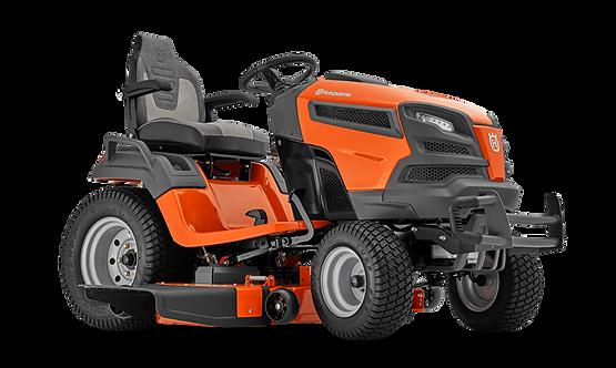 Tracteur à gazon/Tondeuse Husqvarna TS 348XD