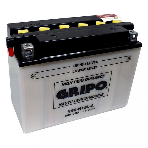 Batterie haute-performance Y50N18L-A Gripo
