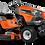 Thumbnail: Tracteur à gazon/Tondeuse Husqvarna TS 248XD