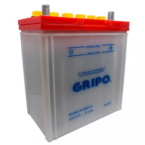Batterie haute-performance NS40ZLS/36B20LS Gripo