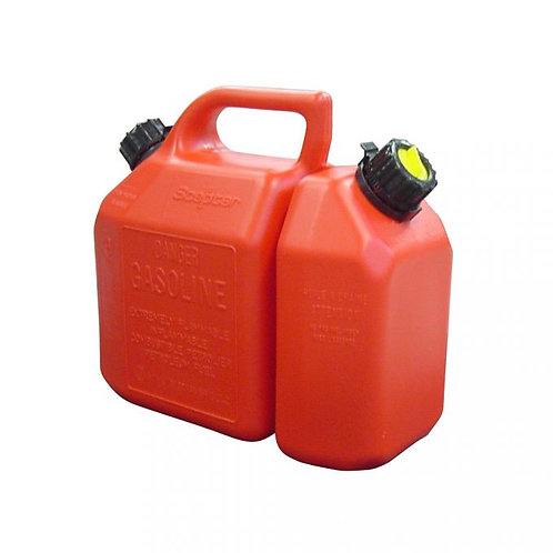 Bidon à essence combiné 2.25 L et 6 L ESF