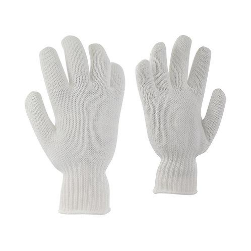 Gants de travail en tricot de polyester Ganka vendu a la douzaine