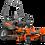 Thumbnail: Z572X - Tondeuse à rayon de braquage zéro Husqvarna/Tracteur Zero-Turn Z572X