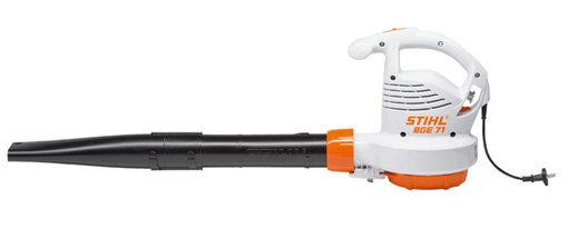 Souffleur-aspirateur à main électrique Stihl BGE 71 VAC