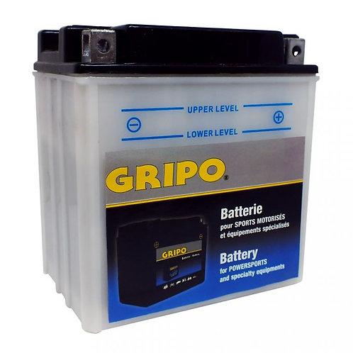 Batterie haute-performance YB10L-B2 Gripo