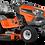 Thumbnail: Tracteur à gazon/Tondeuse Husqvarna TS 254XG