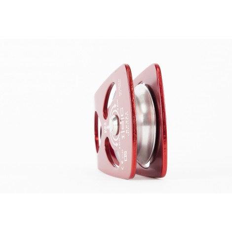 Poulie simple en aluminium 1 x 63 MM PCA-1292 Portable Winch