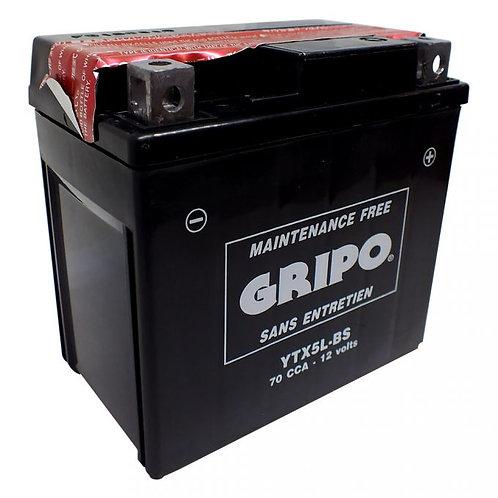 Batterie MF sans entretien YTX5L-BS Gripo