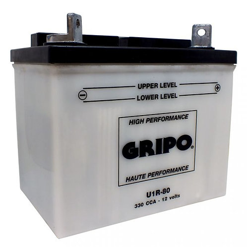Batterie haute-performance U1R-80 Gripo