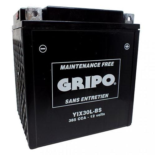 Batterie MF sans entretien YIX30L-BS Gripo