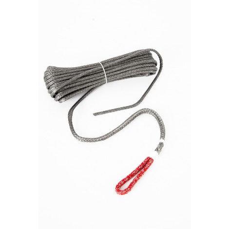 Câble Dyneema pour treuils de VTT 6 MM x 15 M PCA-1450-HG Portable Winch