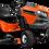 Thumbnail: YTH24K48 - Tracteur à gazon/Tondeuse Husqvarna YTH24K48