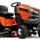 Thumbnail: Tracteur à gazon/Tondeuse Husqvarna YTH24V48