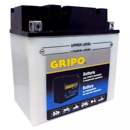 Batterie haute-performance YB16CL-B Gripo