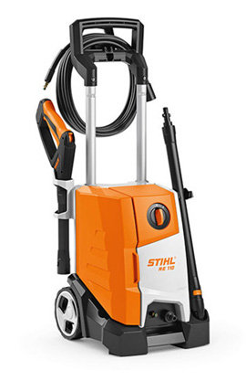 Laveuse à pression électrique Stihl RE 110