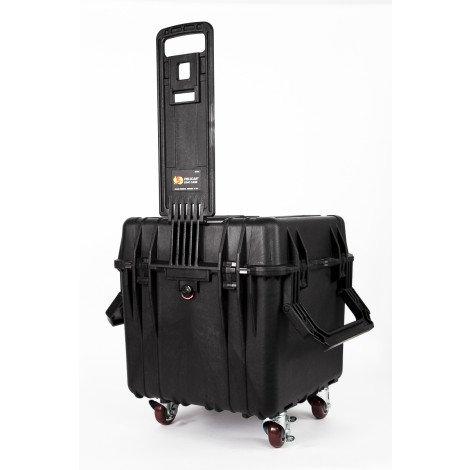 Caisson de transport étanche PCA-0340 pour treuils avec roues Portable Winch