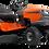 Thumbnail: Tracteur à gazon/Tondeuse Husqvarna TS 142