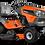 Thumbnail: Tracteur à gazon TS 148X /Tondeuse Husqvarna TS 148X