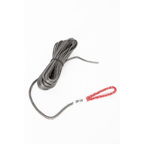 Câble Dyneema pour treuils de VTT 5 MM x 15 M PCA-31650-HG Portable Winch
