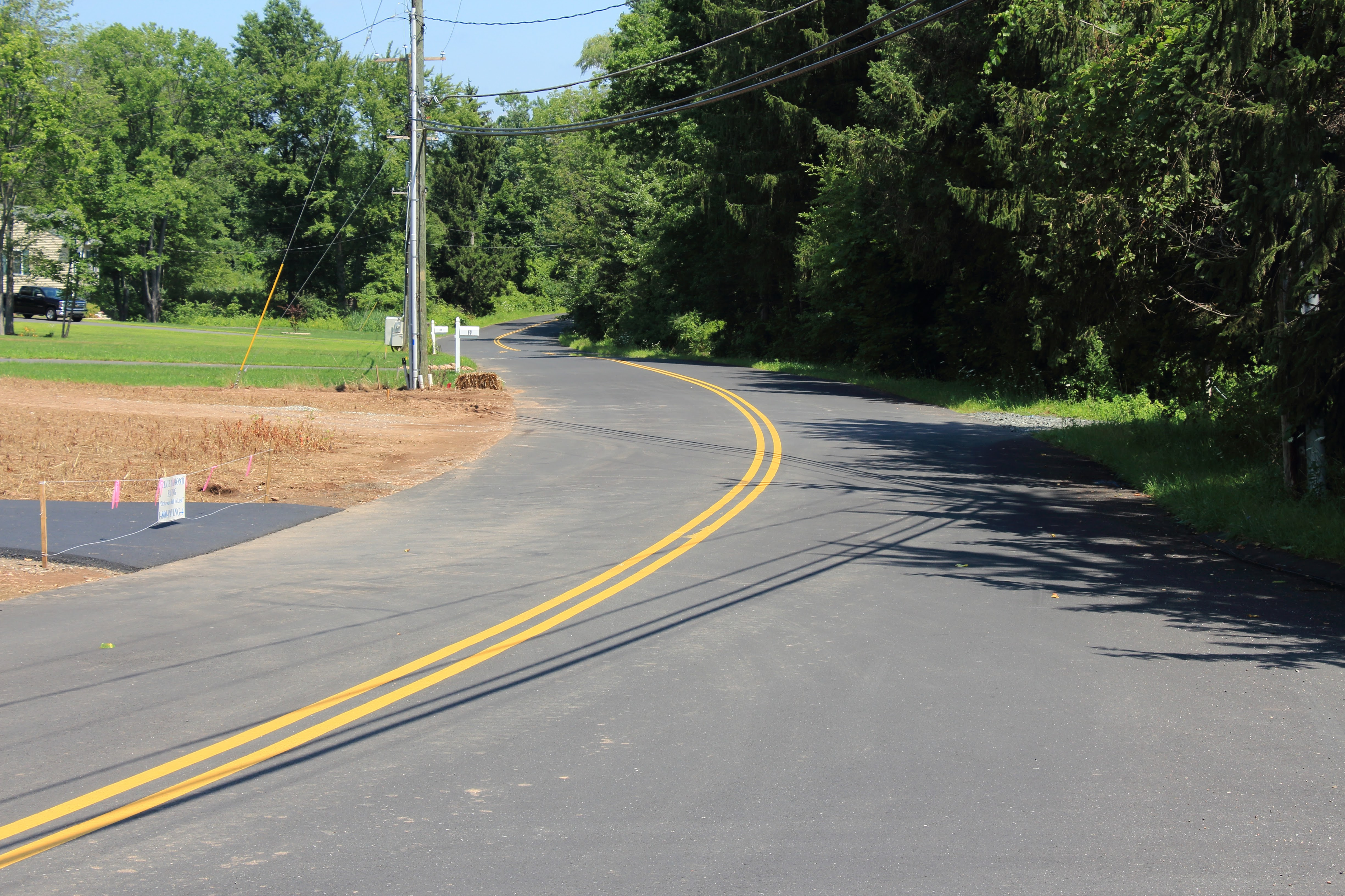 Canal Road Reconstruction